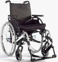 *BRAND NEW* Wheelchair – Breezy Basix2 16″ Silver