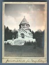 Deutschland, Votivkapelle Gedächtniskirche König Ludwig II. von Bayern  Vintage