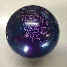 Hammer Web M.B. bowling  ball  15 LB.   new ball in the box    #082