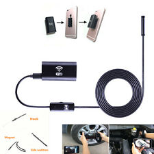 Endoscope Inspection Camera Digital Wifi Wireless Waterproof iPhone IOS Android