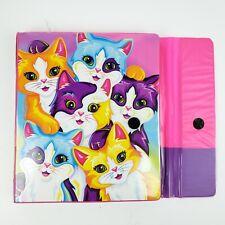 Rare Vtg 1990's Lisa Frank Cats Kittens w/ 90s Folders and Hello Kitty Paper HTF