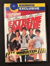 Extreme Movie: Unrated (DVD) Michael Cera, Frankie Muniz - Raunchy Teen Sex Fun