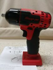 "Snap On•CT8810•3/8"" 18V•MonsterLithium Impact Wrench PINNED ANVIL•Tool Only•New!"