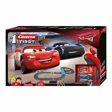 Auto-Rennbahn Carrera First - Disney Pixar Cars