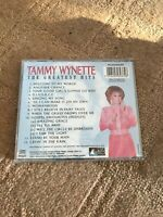 TAMMY WYNETTE THE GREATEST HITS - NEW & SEALED