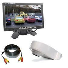 Overhang Roof Mount Camera Van Rear View Reversing System & Dash Monitor