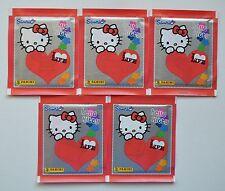 Panini Hello Kitty *I love Life 2013* 5 Tüten 25 Sticker - NEU OVP