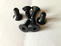 4 x SPD pedal cleat bolts Shimano, Time, Look XC DH 16mm pack of 4