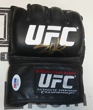 Sokoudjou Signed Official UFC Fight Glove PSA/DNA COA StrikeForce Pride Dream