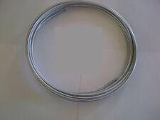 "3/16"" X 25' COIL (5 PC) HYDRAULIC BRAKE / FUEL LINE STEEL TUBING ZINC COATED"