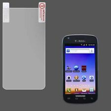 For Samsung Galaxy S Blaze 4G Clear LCD Screen Protector Guard w/ Cleaning Cloth