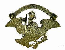 Vientre de Prim Kürassier regimiento emblema pro gloria et patria de Prusia rsp70