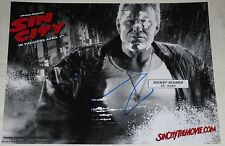MICKEY ROURKE SIGNED 8X10 PHOTO AUTOGRAPH THE WRESTLER IRON MAN COA A