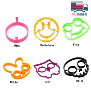 14 Cool Styles Templates Fried Pancake Omelette Mold Egg Cookware Molds