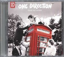 +5 BONUS TRACKS----> ONE DIRECTION Take Me Home EXCLUSIVE Deluxe Edition CD LIVE