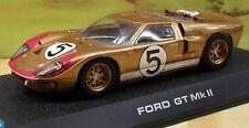 SCALEXTRIC 1/32 SCALE C2465 FORD GT40 MK II, P3 LE MANS 1966, #5, NIB