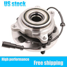 Wheel Bearing and Hub Assembly Front 1411-44438 fits 99-04 Land Rover Discovery