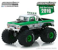 1:64 GreenLight *TRADE SHOW EXCLUSIVE* 1974 Ford F-250 Monster Truck *NIP*