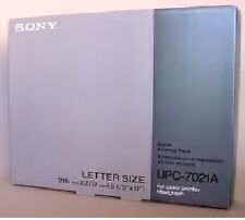 Sony UPC-7021A Paper & Ink