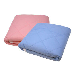 Waterproof Washable Absorbent Incontinence Bed Mattress Protector Pad with Tucks