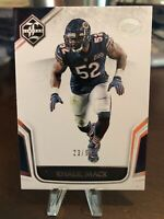 2019 Limited #77 Khalil Mack /99