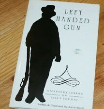 The Left-Handed Gun (Aaron Smith) -Billy the Kid card routine -Tmgs Book-Mania