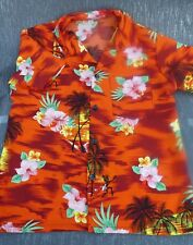 BEST OF BARBADOS BOYS SHORT SLEEVE BUTTON FRONT SHIRT SUMMER BEACH AGE 8 YEARS