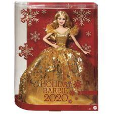 Barbie Holiday 2020 Signature Magia delle Feste Bambola con Abito