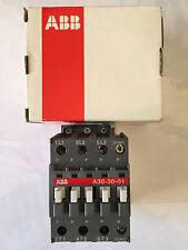 ABB 1SBL281001R8001 Contactor A-30-30-01, 55A, AC-3, 15 kW-400V