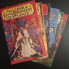 The League Of Extraordinary Gentlemen #1 - #6 • Complete Vol 2 Americas Best