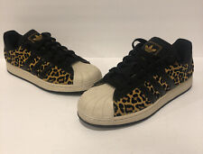 adidas Superstar Leopard Athletic Shoes for Women for sale ...