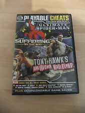 AR ACTION REPLAY MAX SAMPLER PLAYABLE CHEATS FOR PS2 VOLUME 35