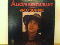 ARLO  GUTHRIE          LP        ALICE,S  RESTAURANT  ORIGINAL MOTION PICTURE