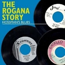 THE ROGANA STORY-HOSSMAN'S BLUES (SAM BAKER/ART GRAYSON/DOTTIE CLARK/+)  CD NEU