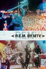 R.E.M. By Mtv (Dvd, 2015 Rhino) Brand New and Sealed! Promo Copy
