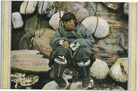 WHALEN – Siberian Eskimo Woman – Siberia – Russia