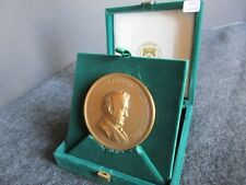 PRESIDENT JAMES BUCHANAN, INDIAN PEACE MEDAL, IN GOVERNMENT BOX,  #CHI-02208