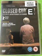 Closed Curtain (DVD, 2013) Jafar Panahi, Kambozia Partovi, Iran