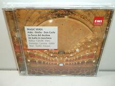 50999 9 28271 2 7 Magic Verdi Carreras Domingo Freni