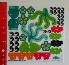 Autocollant/sticker: ello creation système - 2002 Mattel (25061681)