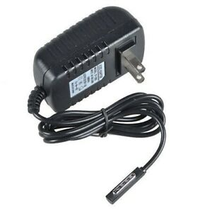 AC/DC Adapter 12V 2A Power Wall Charger for Microsoft Surface 10.6 RT Windows 8