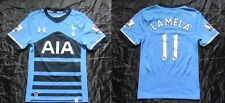 Erik Lamela #11 TOTTENHAM HOTSPUR shirt Under Armour 2015-2016 BOY S 8yrs/ 128cm