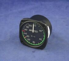 United Instruments Airspeed Indicator P/N 8025-B.845 Serviceable Condition
