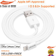 MFI CHARGEUR IPHONE 6- 5S 5C CABLE USB DATA SYNCHRO LIGHTNING 8PIN IPAD MINI AIR
