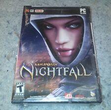 Guild Wars: Nightfall  (PC, 2006) BRAND NEW SEALED