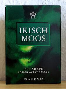Irisch Moos pour Homme Pré Rasage 150 ML (Gp = 12,63€/ 100ml)