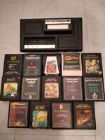 Colecovision Expansion Module # 1 Atari 2600 Games Lot of 14 Tested & Working