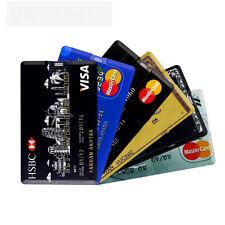 Credit Card 16GB 32GB Flash Memory Stick USB 2.0 Storage Thumb U Disk Pen Drive