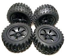 Rc Monster Truck Wheels Tires for Hpi Bullet Jumpshot Mt High Quality Soft Tires