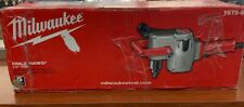 New Milwaukee 7.5 Amp 1/2 Inch Hole Hawg Heavy Duty Right Angle Drill # 1675-6